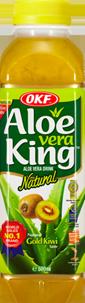 Aloe Vera mit Gold Kiwi Geschmack