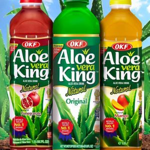 Aloe Vera King Natural (1,5L Falschen)